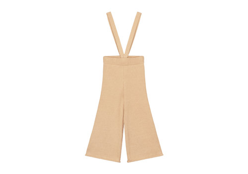 Yuki Kidswear YUKI Knitted Trousers (removable straps) - OATH