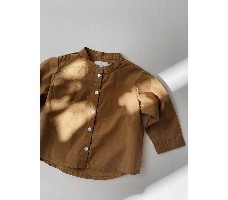 Konges Sløjd Verbena Shirt - BREEN
