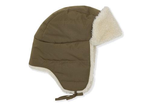 Konges Sløjd Konges Sløjd Nohr Snow Hat - BEECH