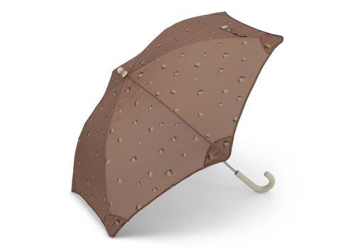 Konges Sløjd Konges Sløjd Kids Umbrella - LEMON BROWN