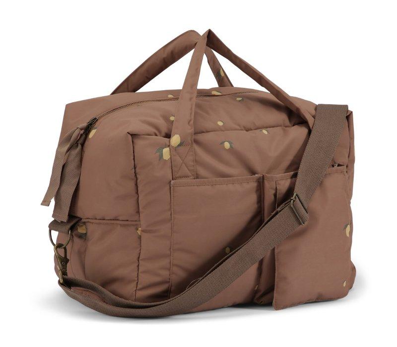 PRE ORDER - Konges Sløjd All You Need Bag - LEMON BROWN