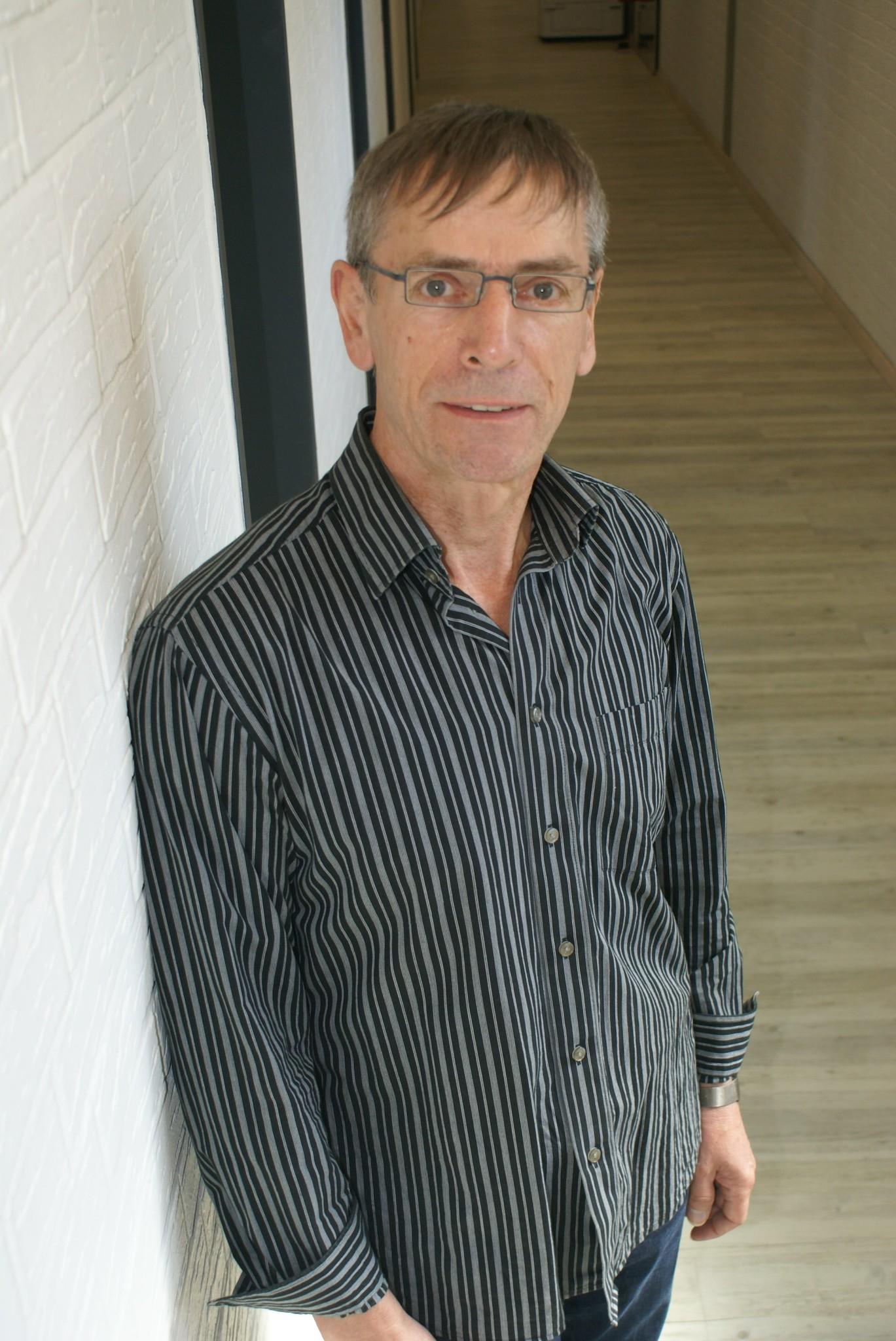 Geschäftsführer Martin Contzen