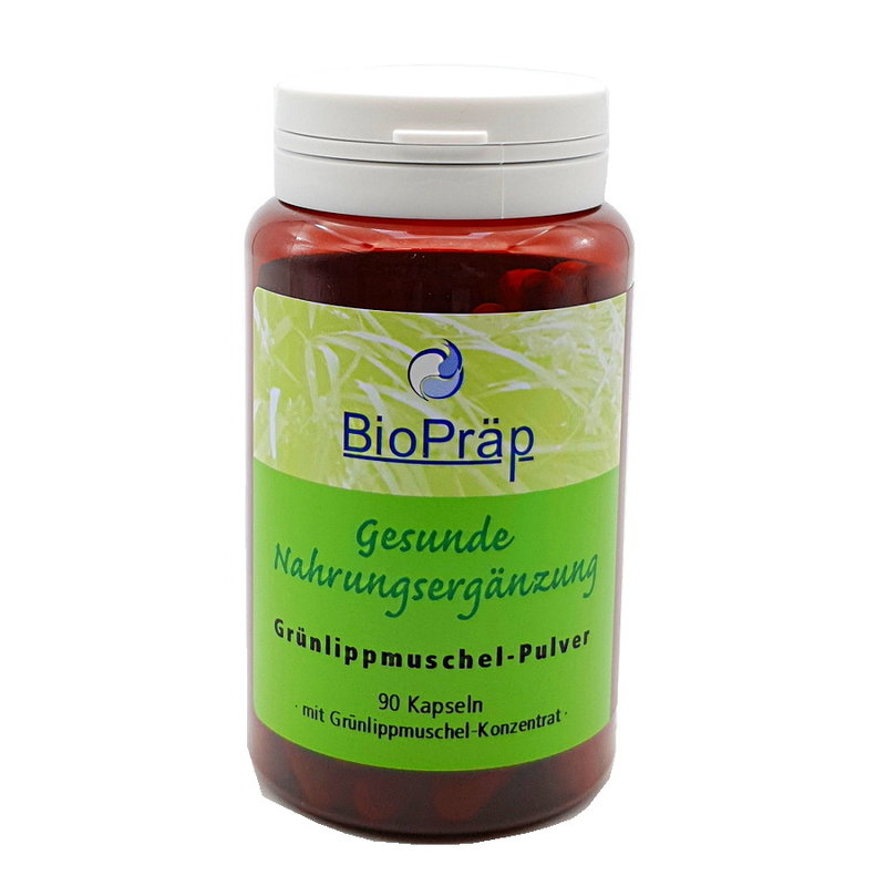 Green Mussel - Extract Capsules