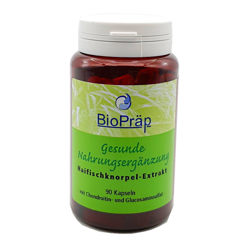 Shark Cartilage Extract Capsules