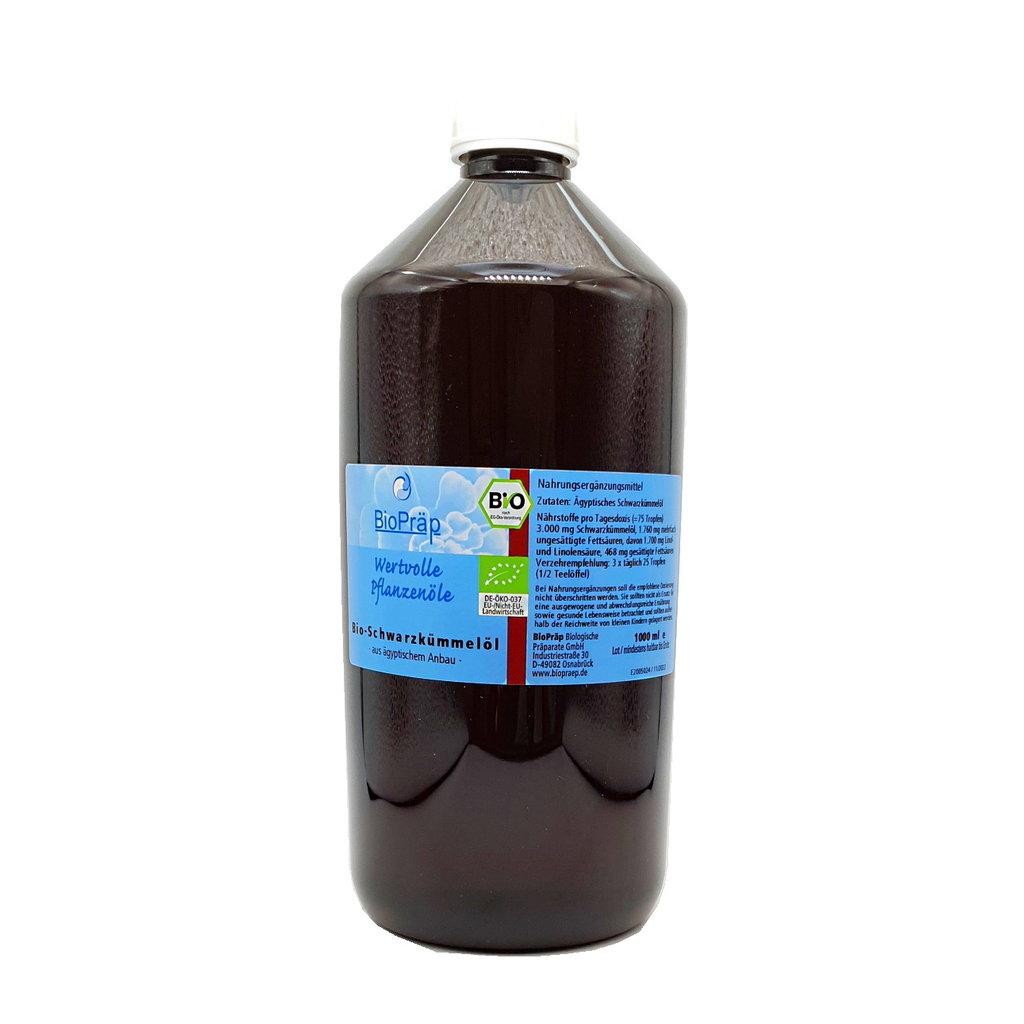 Ägyptisches BIO Schwarzkümmelöl