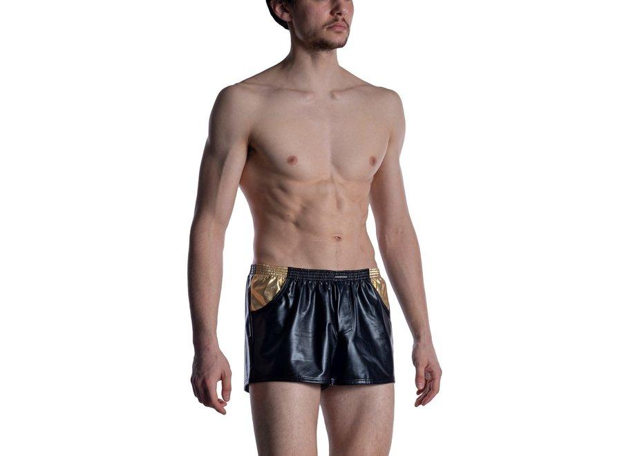 M2011 Grope Shorts Black