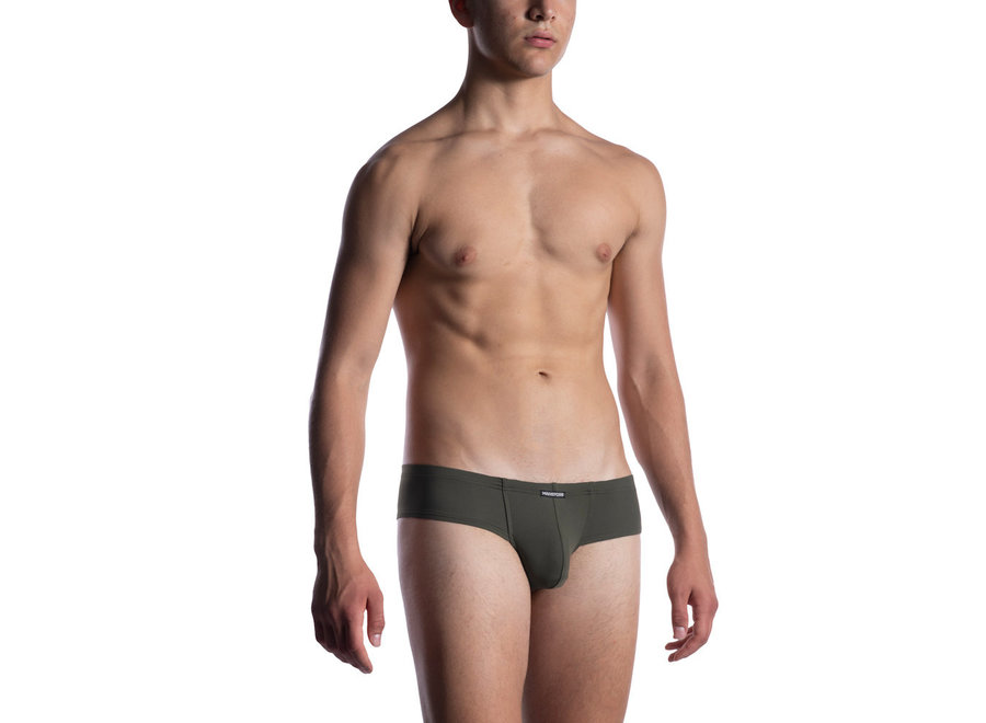 M800 Cheeky Brief Olive