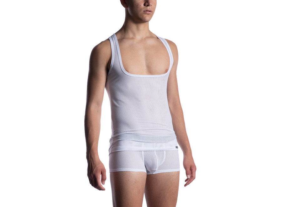 M2051 Workout Shirt White