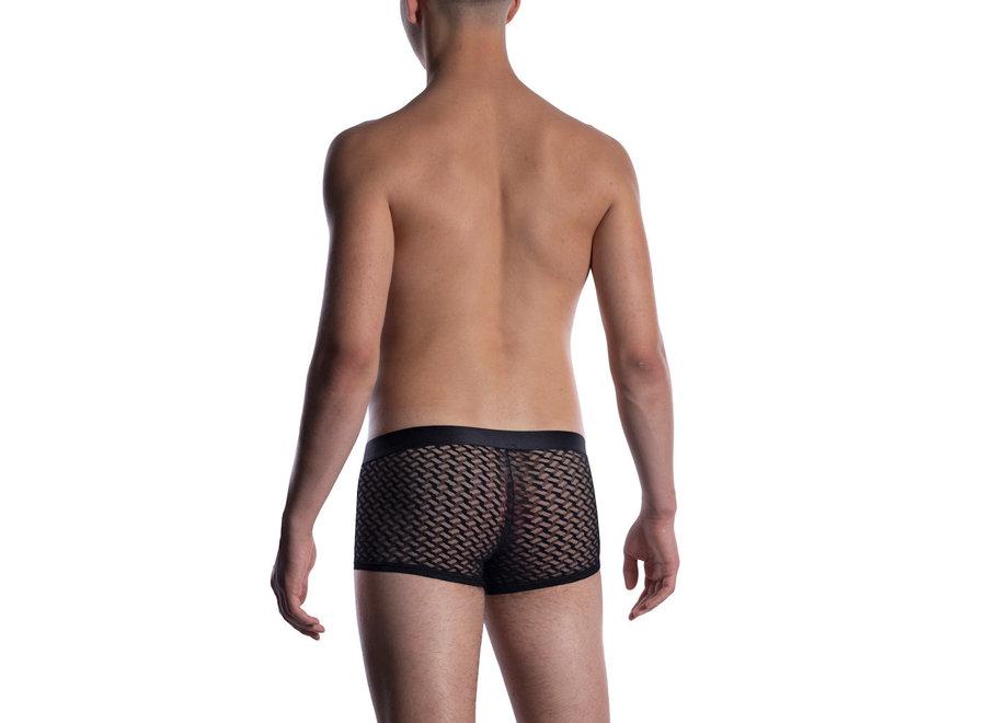 M2053 Micro Pants Black Black