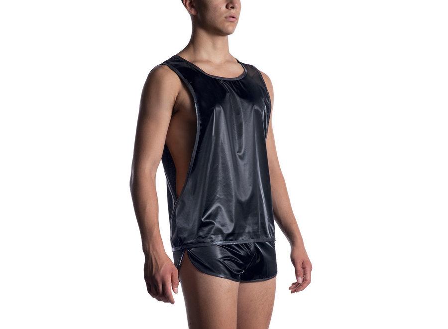 M2055 Freak Shirt Black