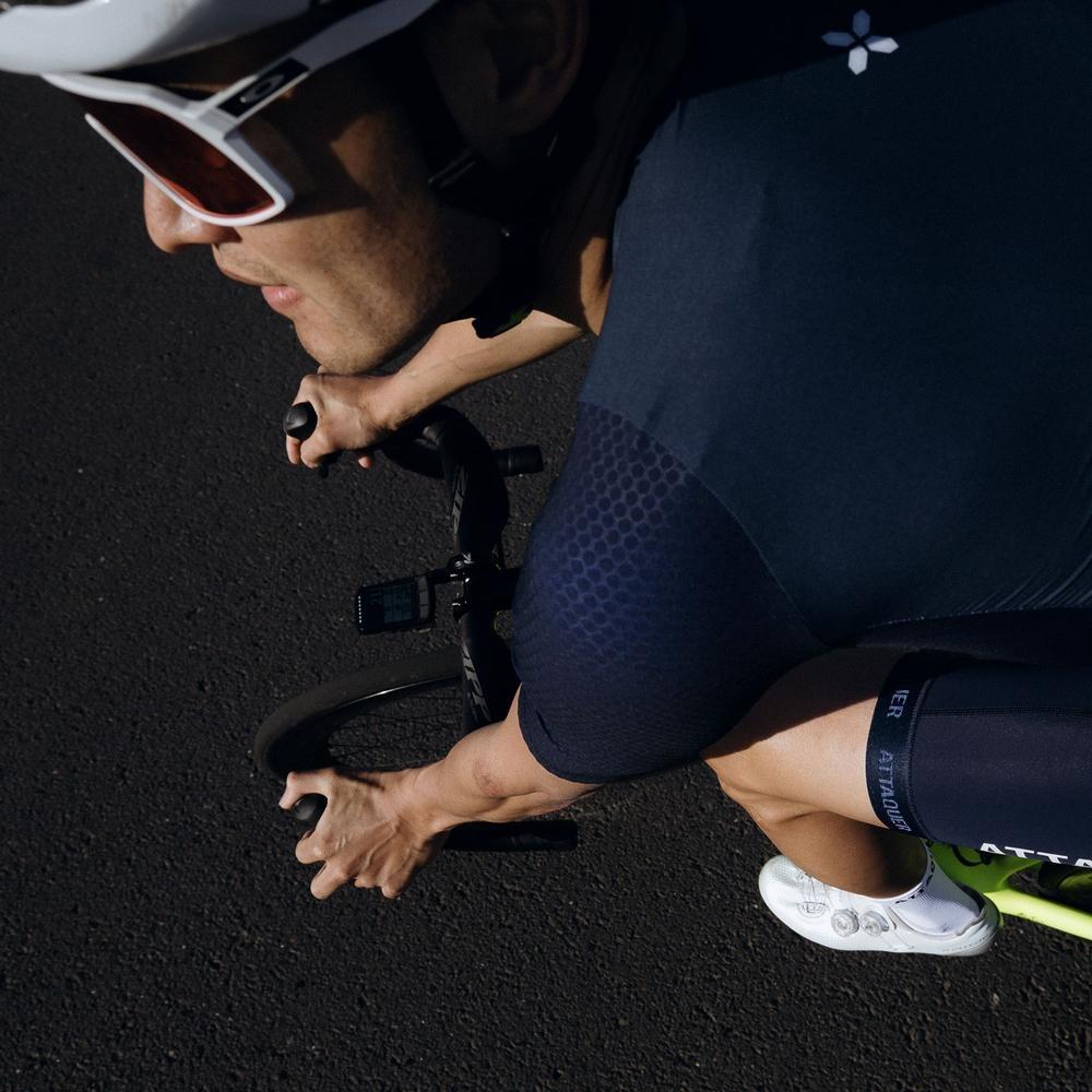 Race ULTRA+ Aero Short Sleeve  Blauw-4