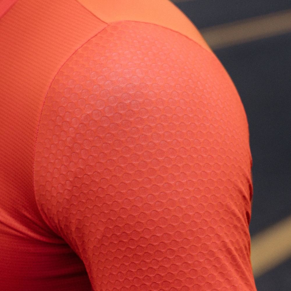 Race ULTRA+ Aero Short Sleeve  Oranje-6