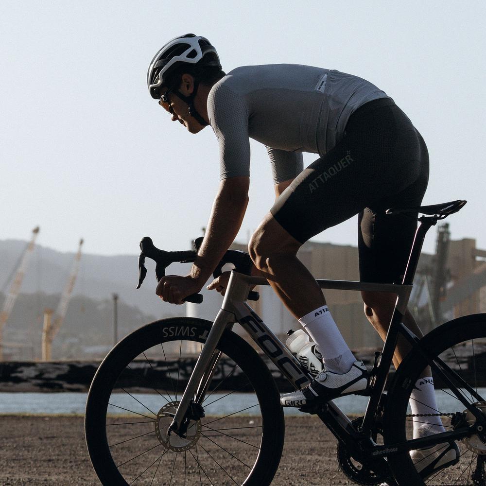 Race ULTRA+ Aero Short Sleeve  Grijs-4