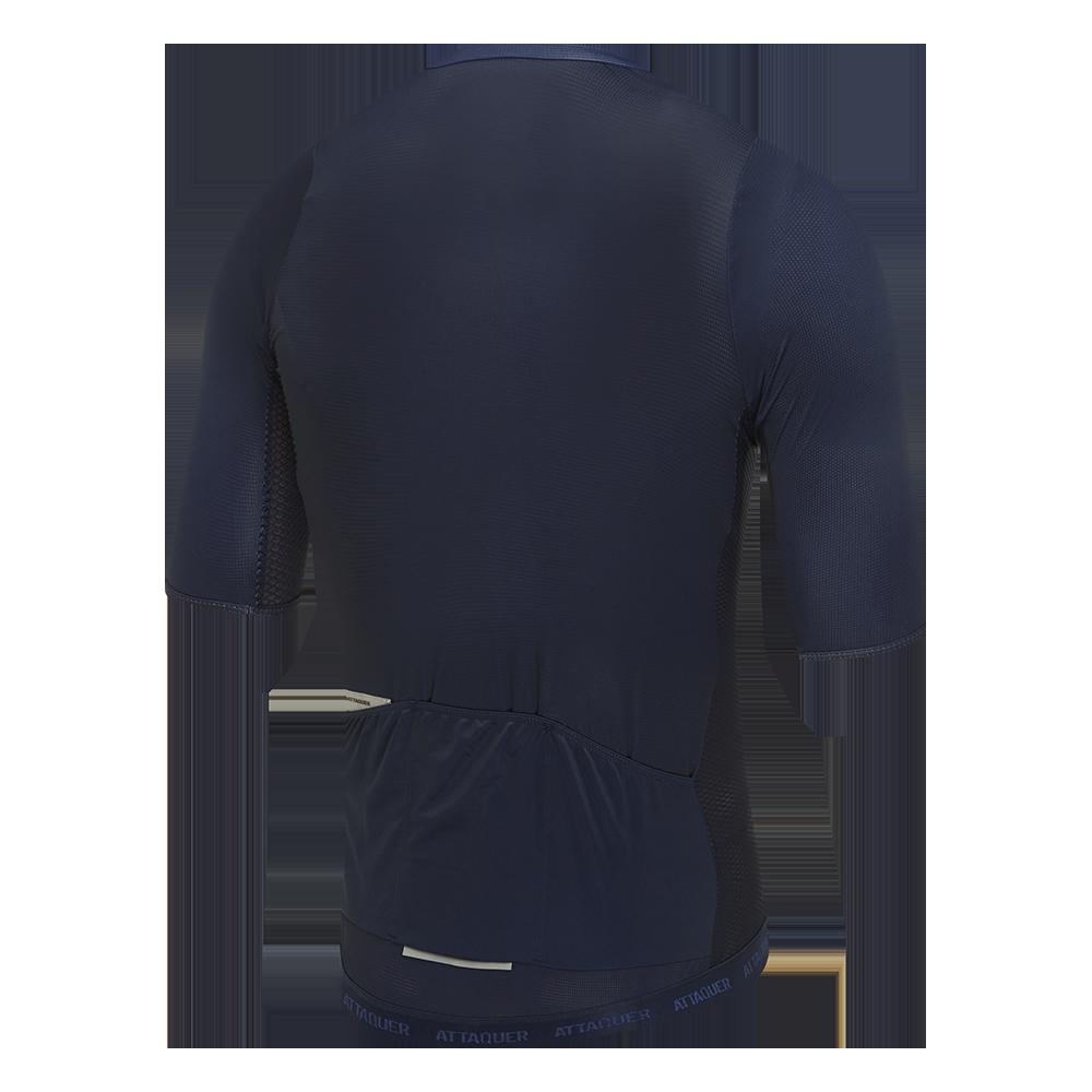Race Fietsshirt Short Sleeve Blauw-2