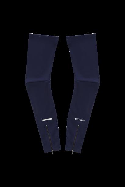 Leg Warmers Navy/Reflective