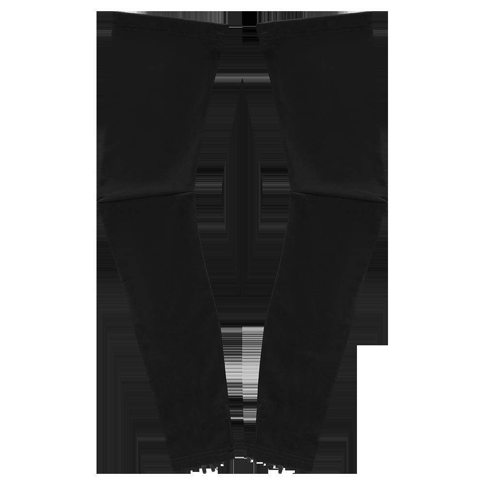 Leg Warmers Black/Reflective-2