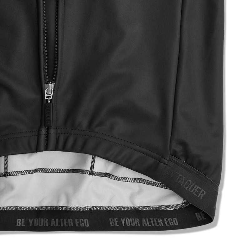 All Day Outliner Jacket Black-3