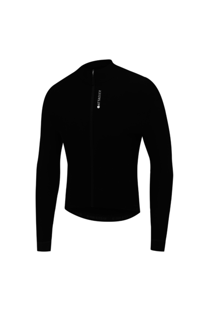Race Reflex Long Sleeve Zwart