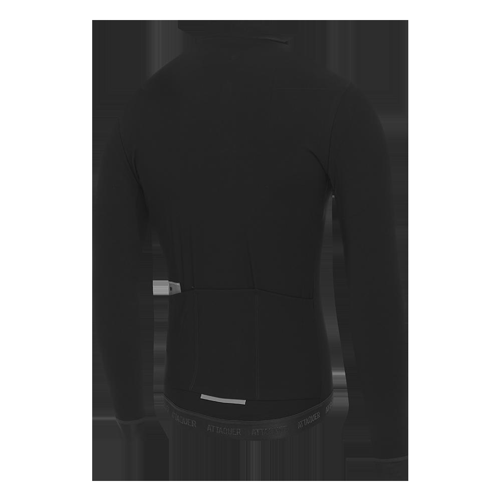 Race Reflex Long Sleeve Zwart-2