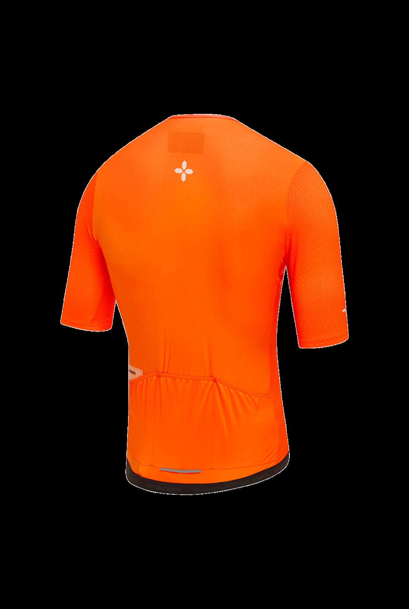 Race ULTRA+ Aero Short Sleeve  Oranje-2