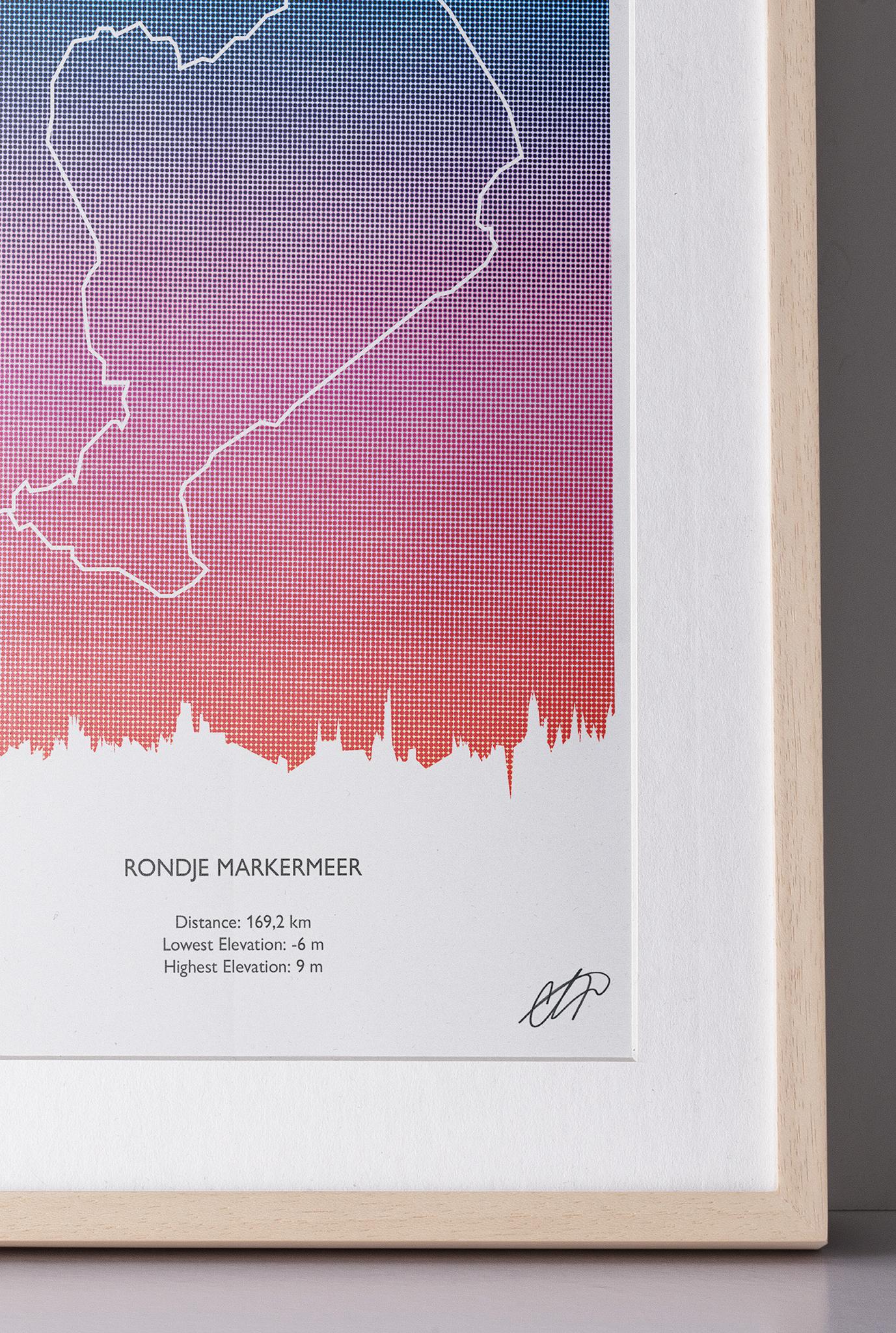 Print Rondje Markermeer-2