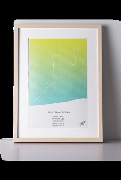 Print Mur de Geraardsbergen