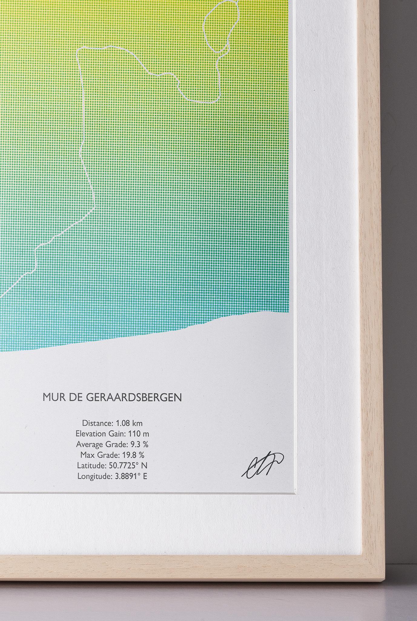 Print Mur de Geraardsbergen-2