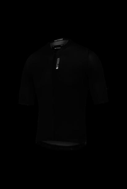 Race Fietsshirt Short Sleeve Zwart