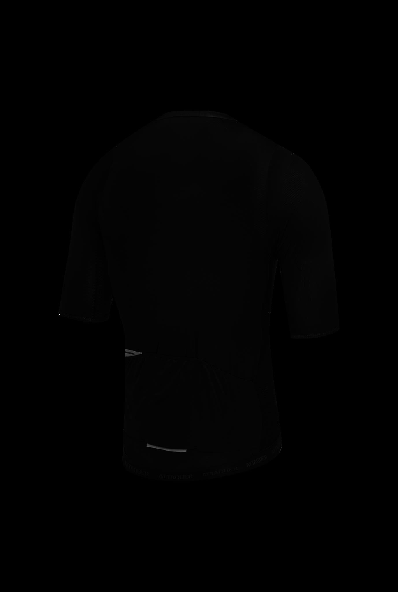 Race Fietsshirt Short Sleeve Zwart-2