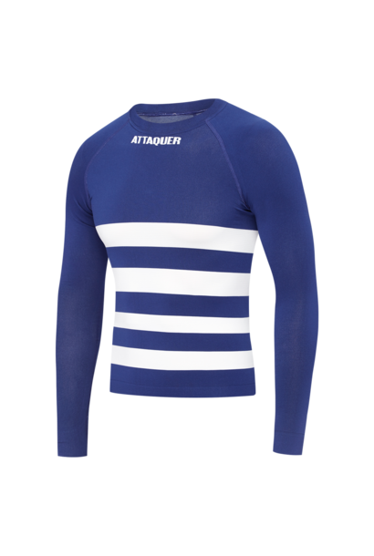 Attaquer Long Sleeve Undershirt Navy