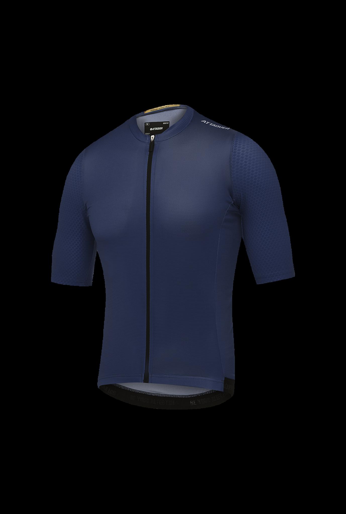 Race ULTRA+ Aero Short Sleeve  Blauw-1