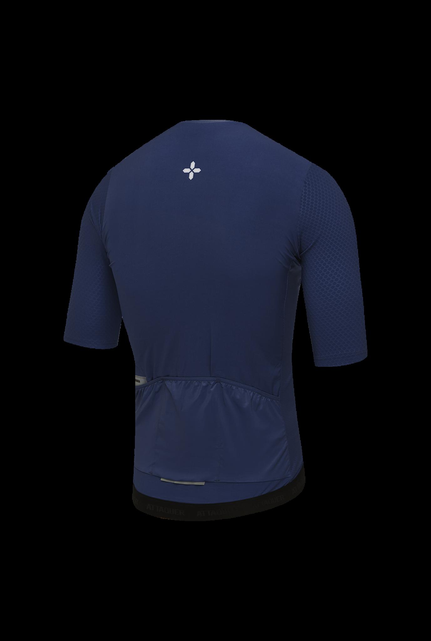 Race ULTRA+ Aero Short Sleeve  Blauw-2