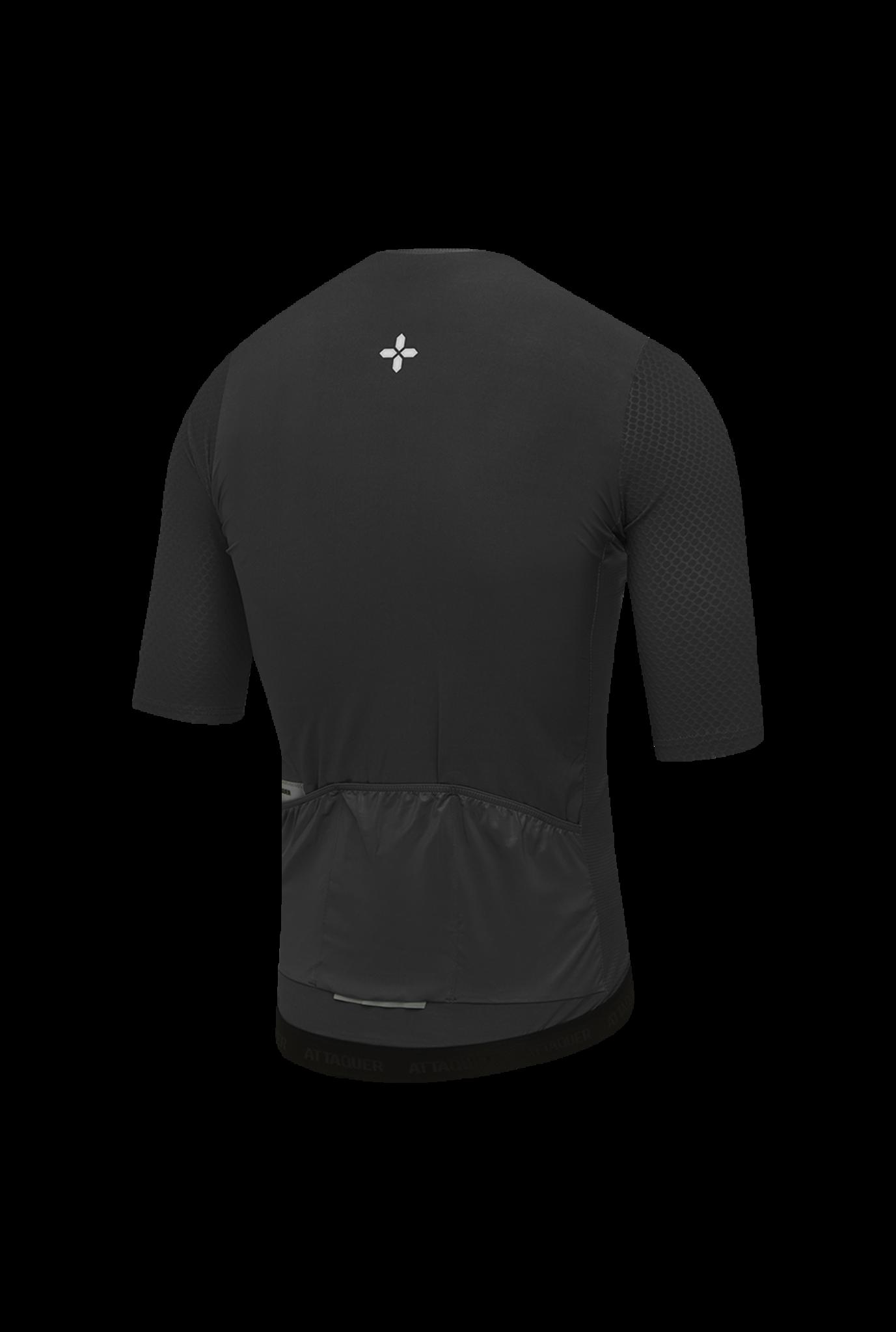 Race ULTRA+ Aero Short Sleeve  Zwart-2