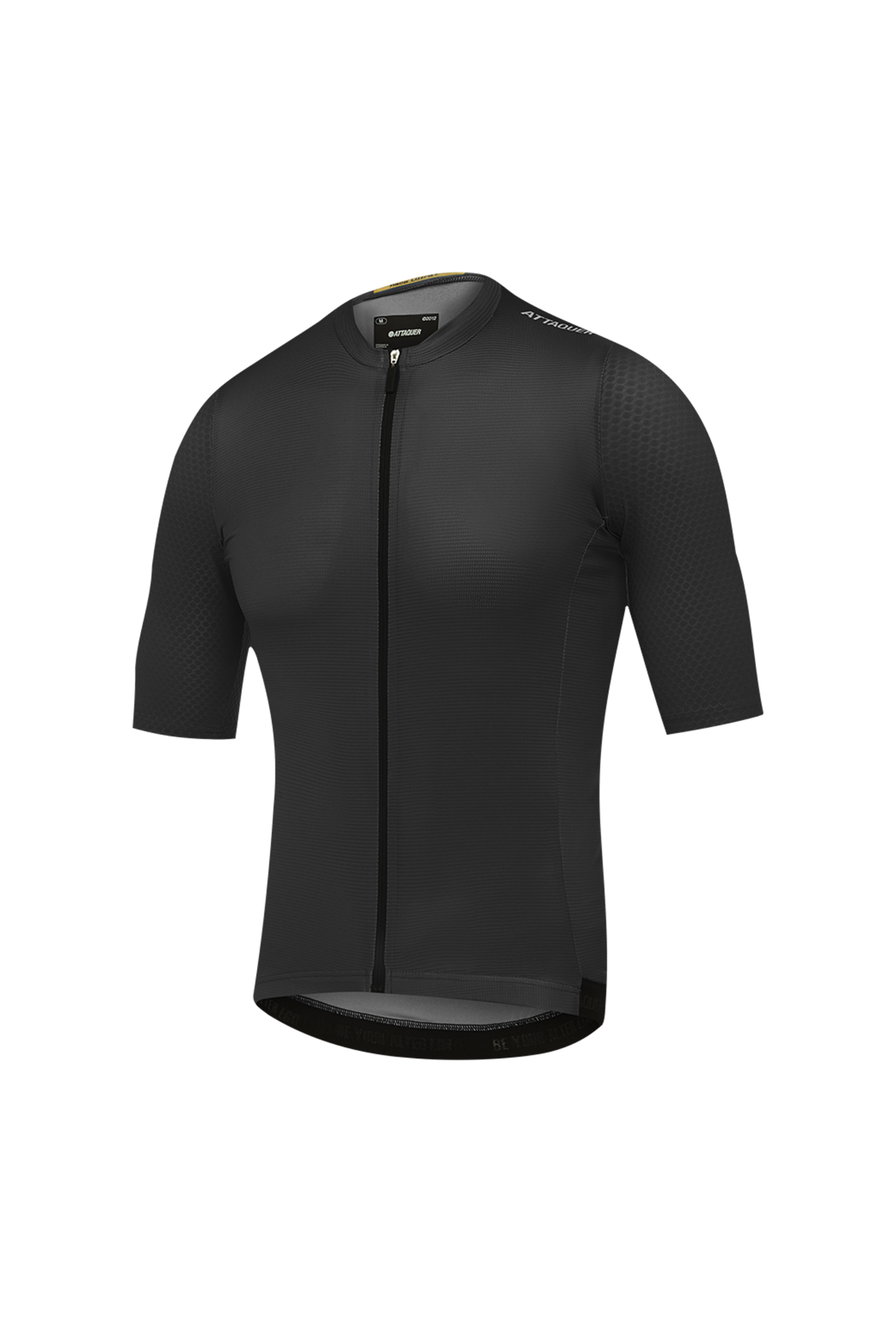 Race ULTRA+ Aero Short Sleeve  Zwart-1