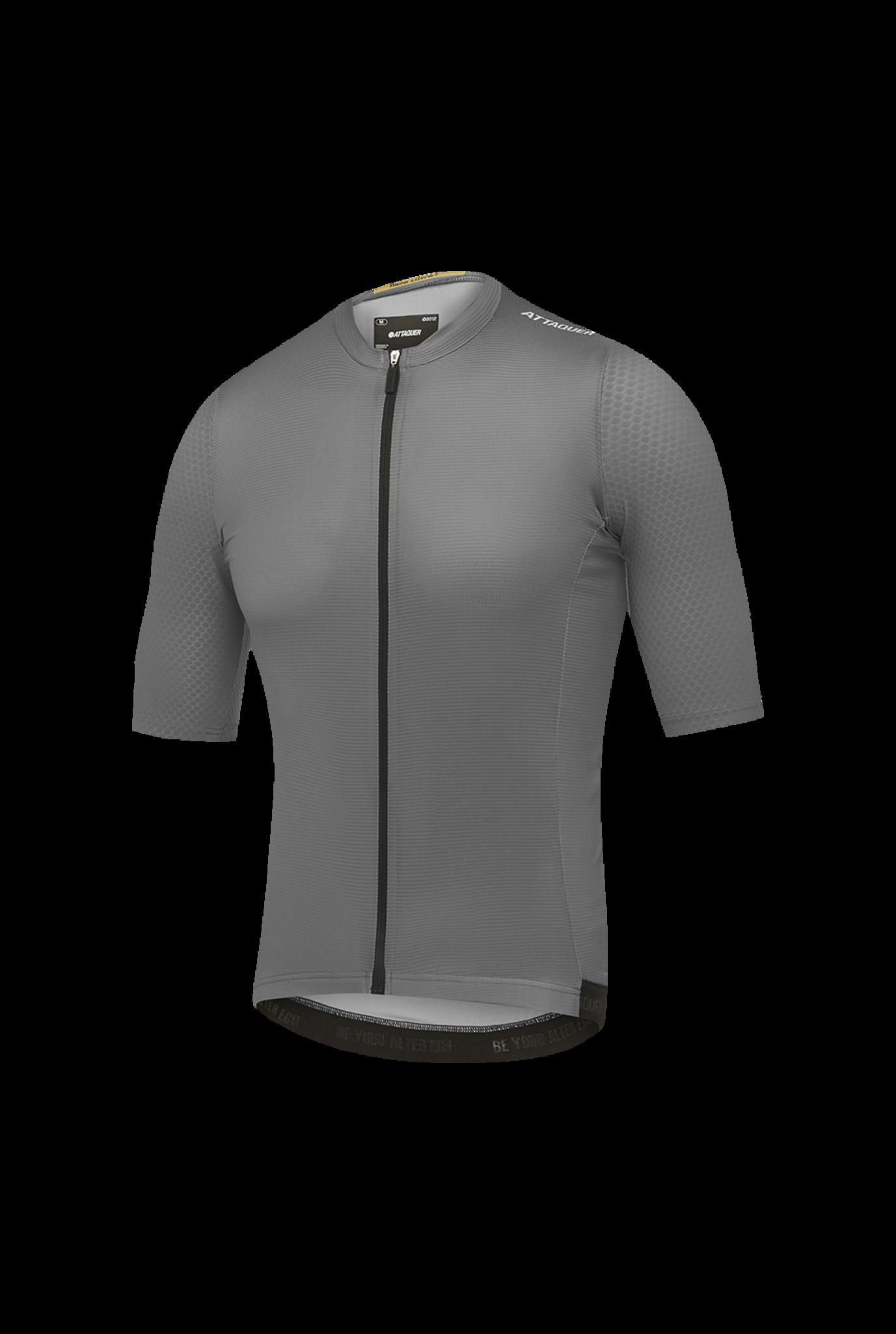 Race ULTRA+ Aero Short Sleeve  Grijs-1