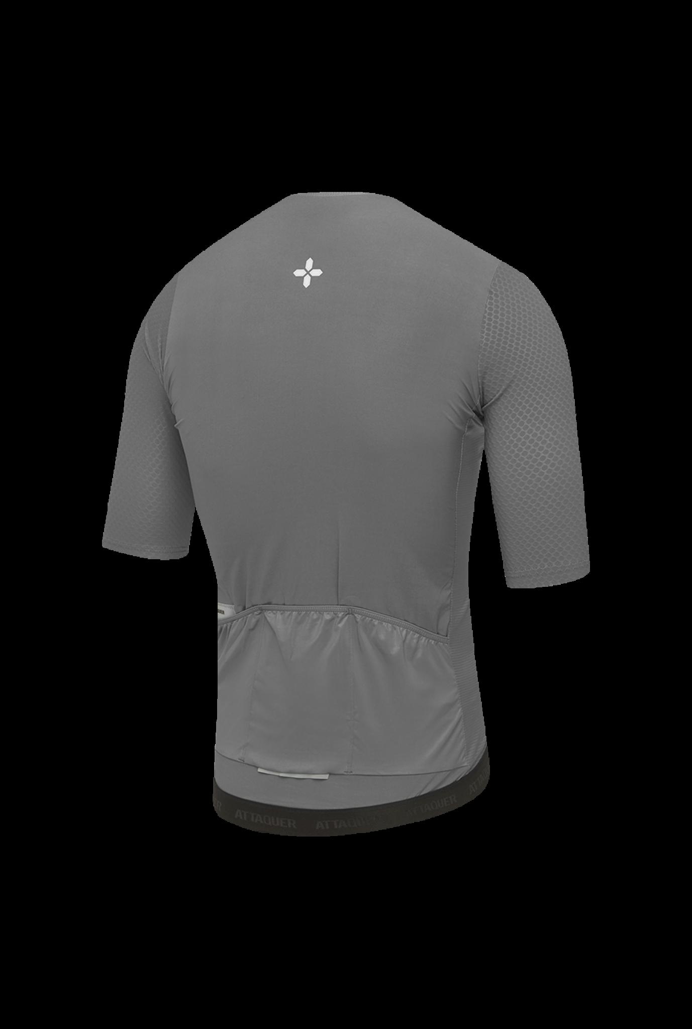 Race ULTRA+ Aero Short Sleeve  Grijs-2