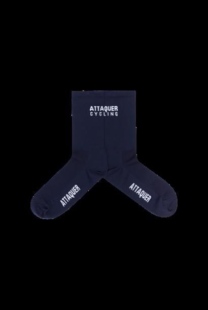 Socks Club Logo Navy