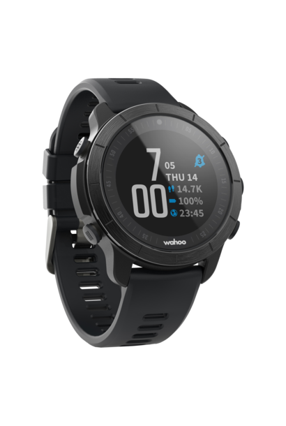 ELEMNT RIVAL GPS Watch Stealth Edition