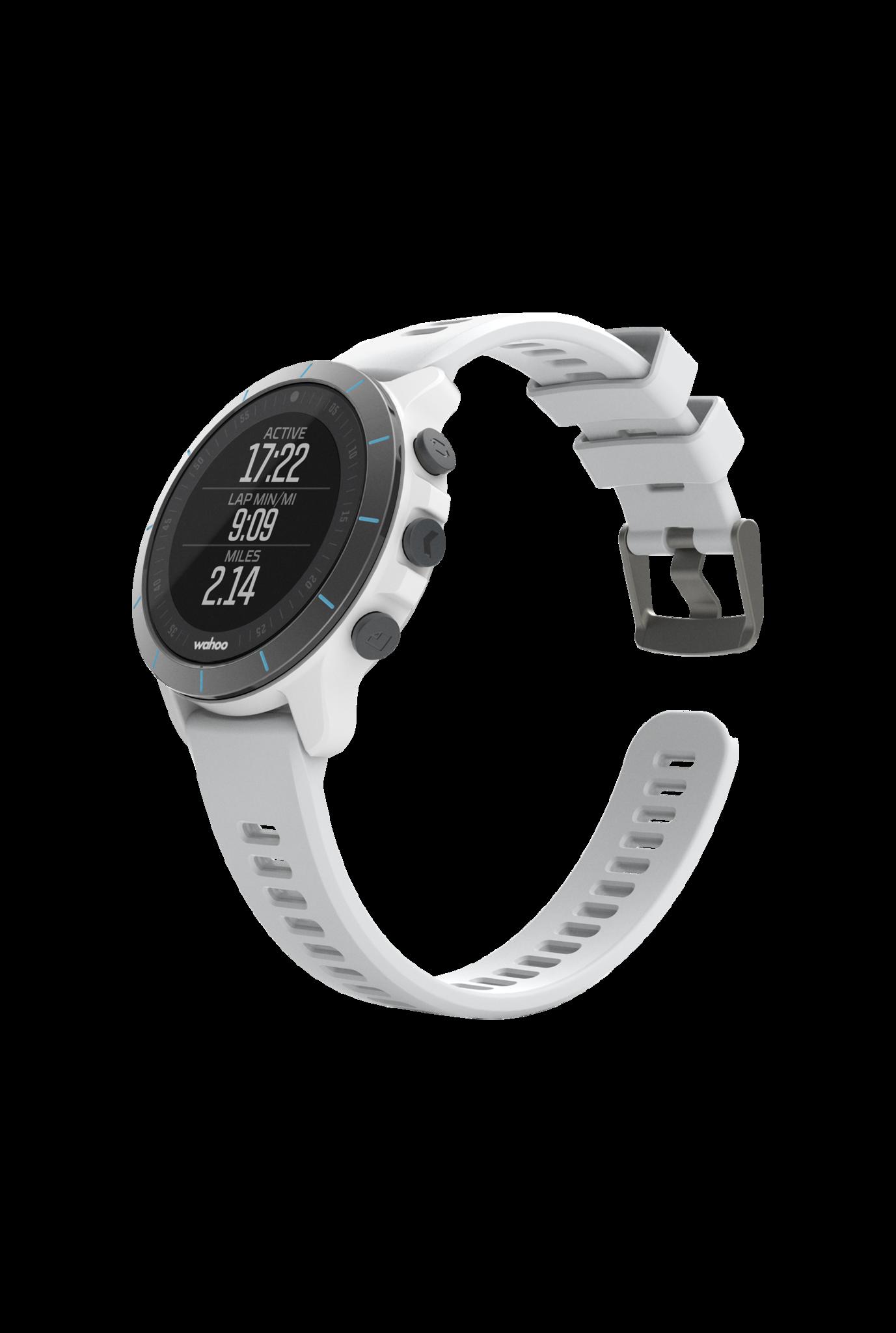 ELEMNT RIVAL GPS Watch Kona White-1