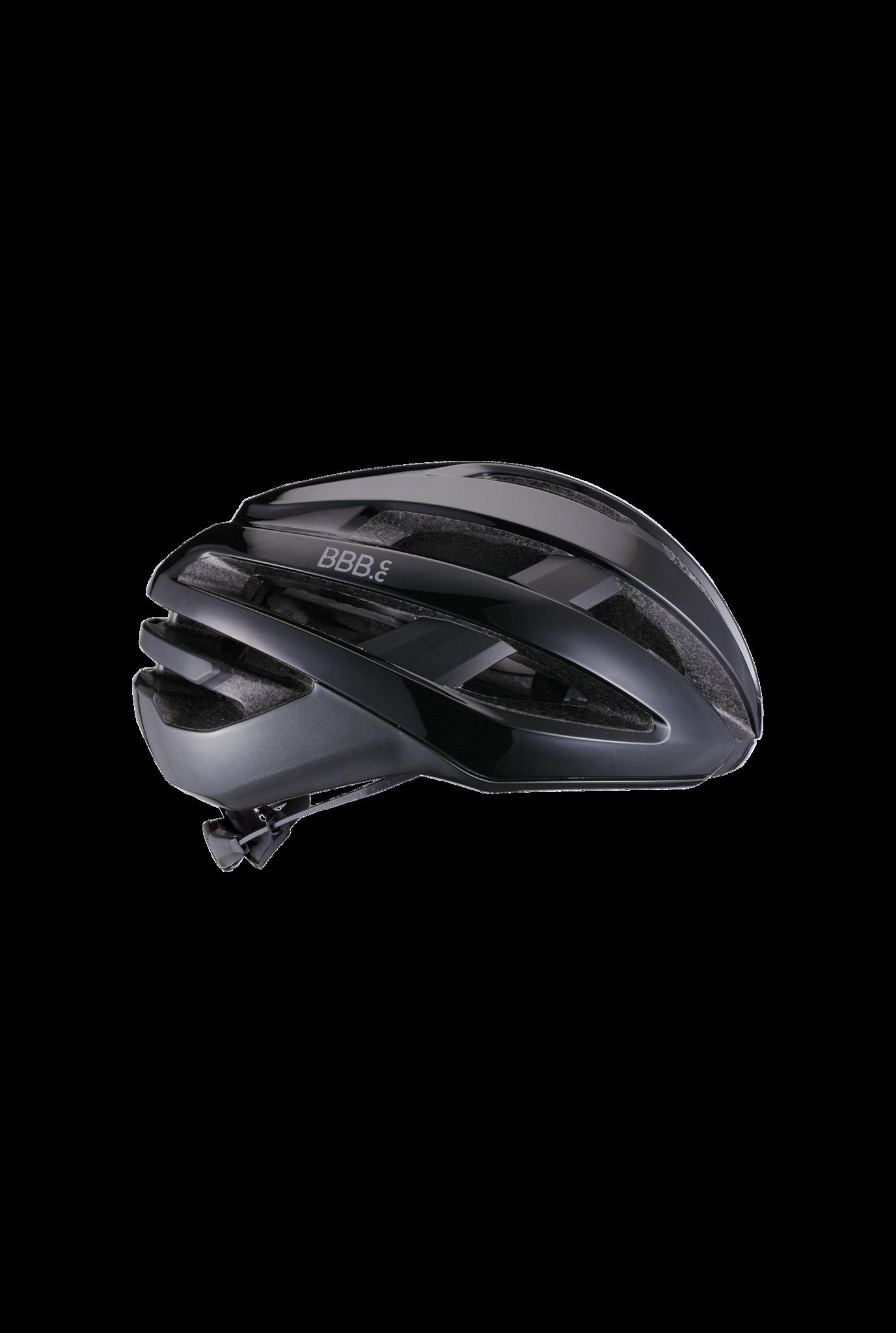 Helm Maestro glossy zwart-2
