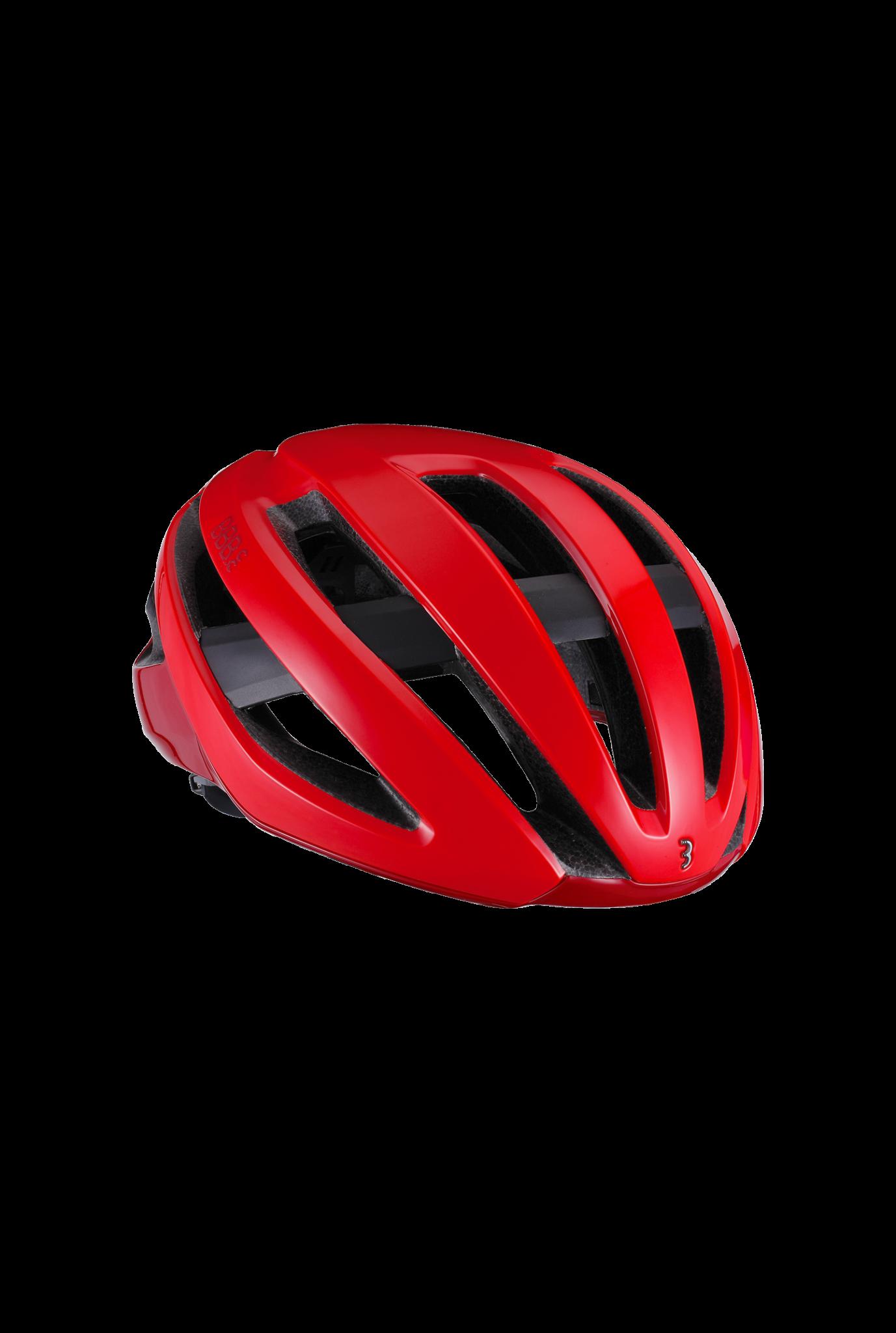 Helm Maestro glossy rood-1