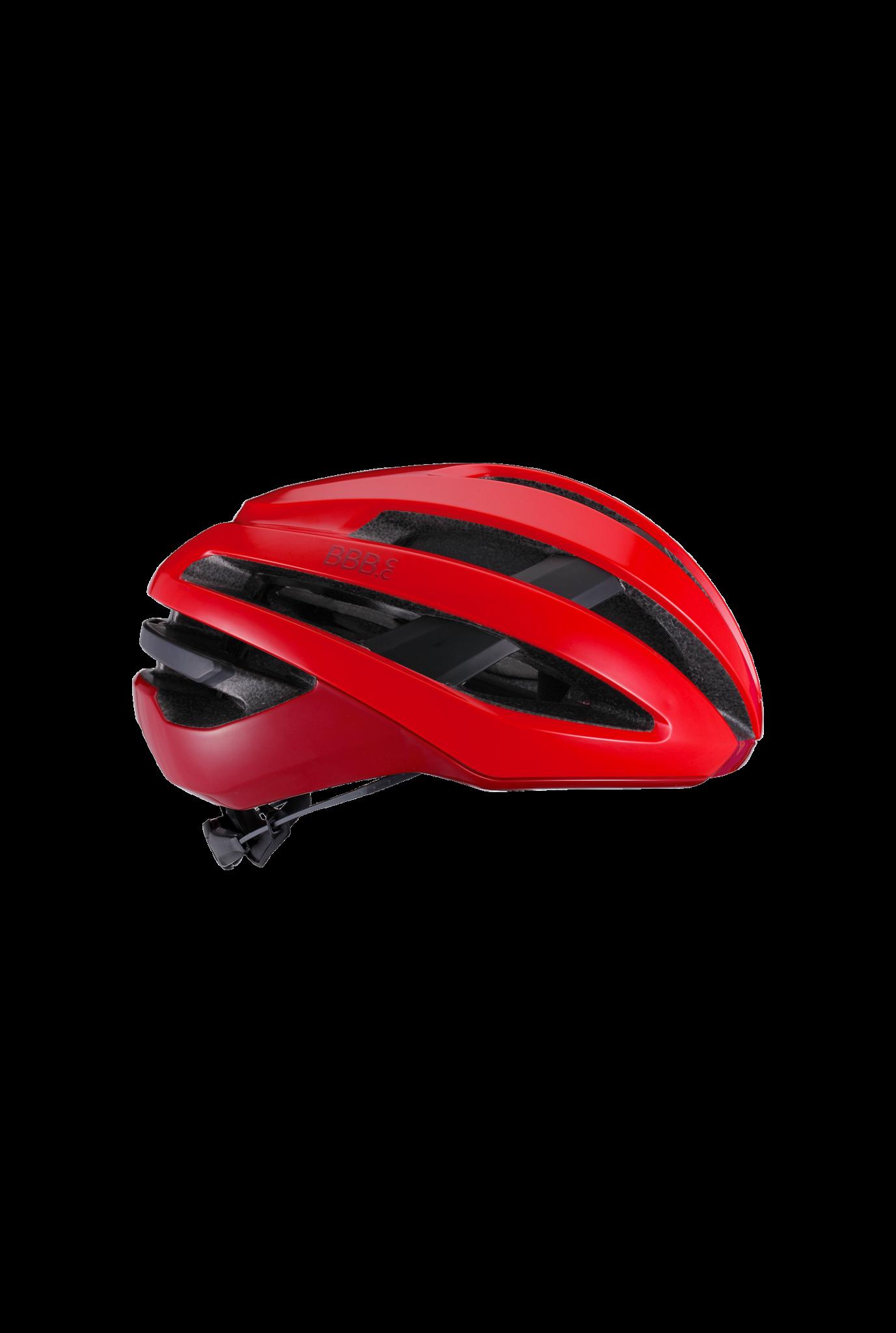 Helm Maestro glossy rood-2