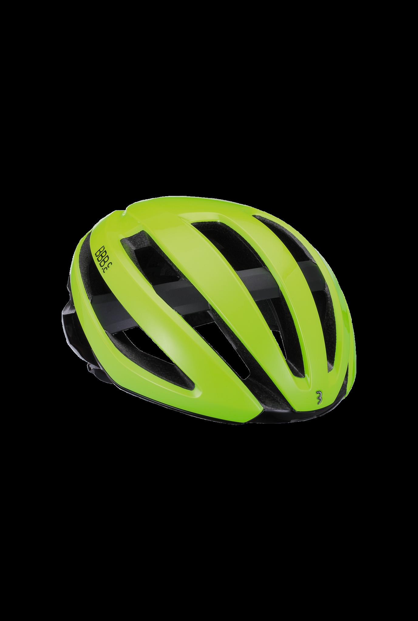 Helm Maestro glossy neon geel-1