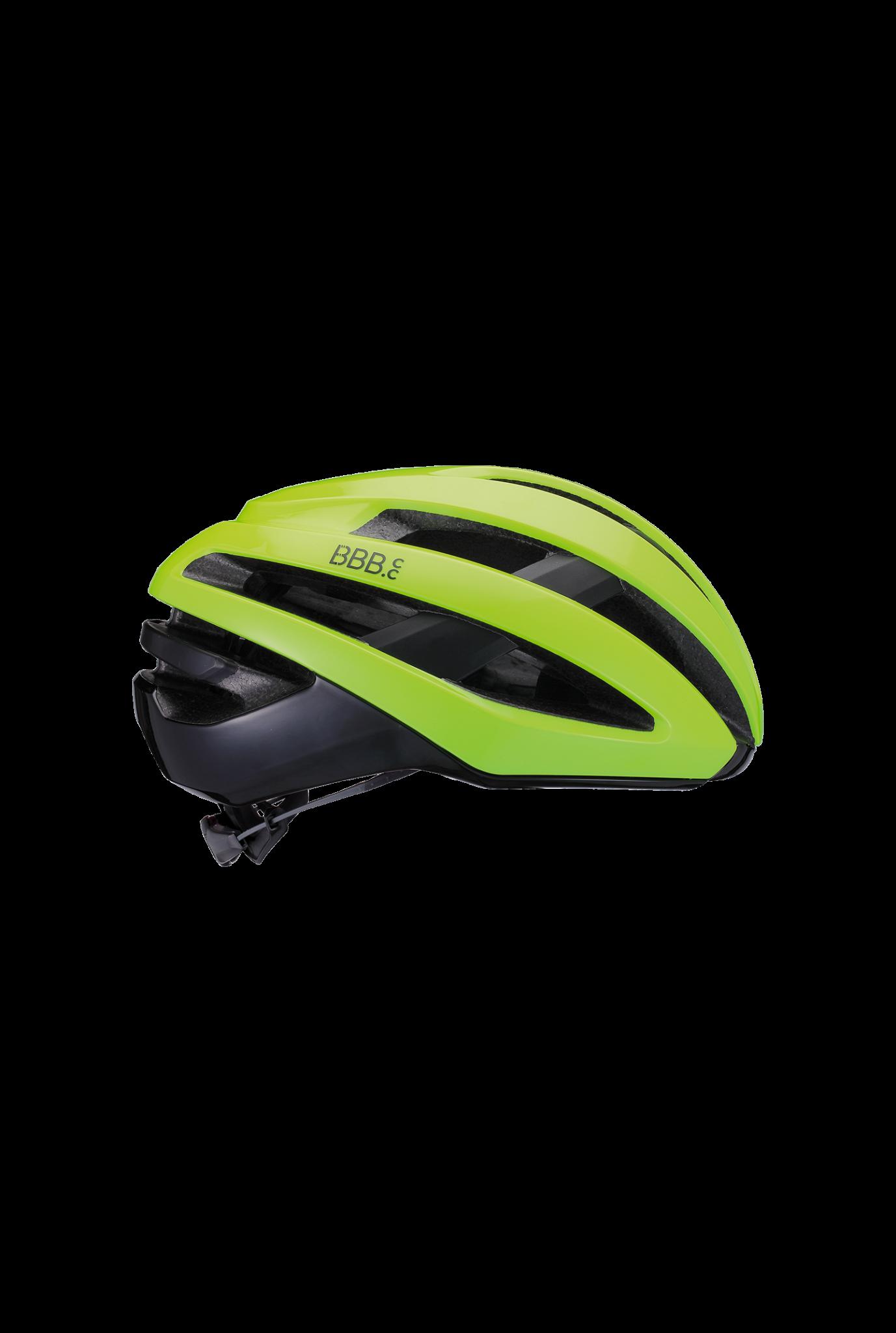 Helm Maestro glossy neon geel-2