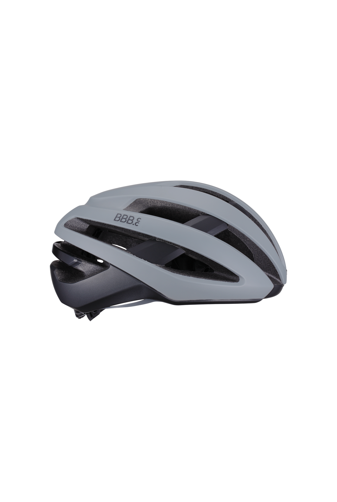 Helm Maestro mat grijs-2