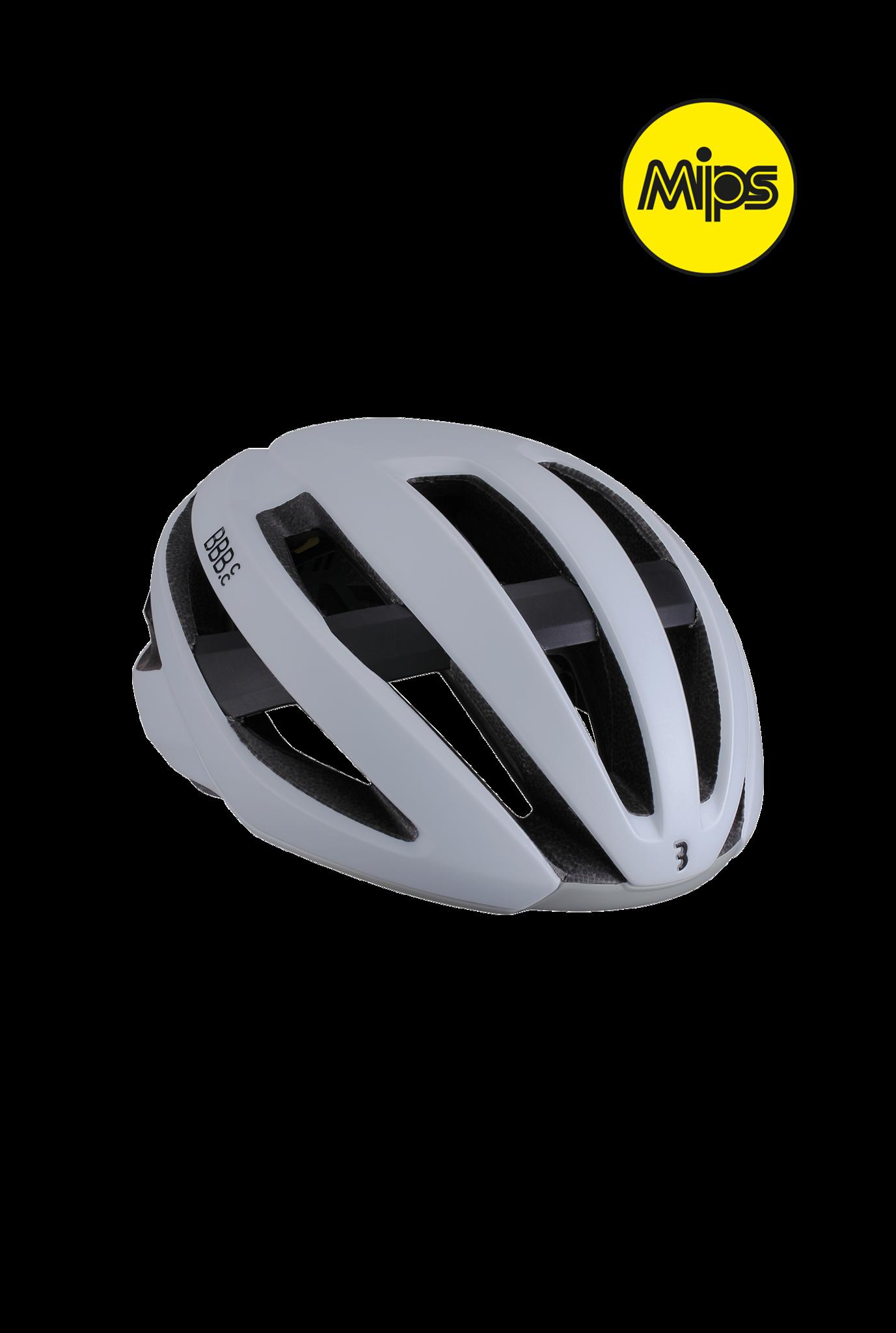 Helm Maestro MIPS mat wit-1
