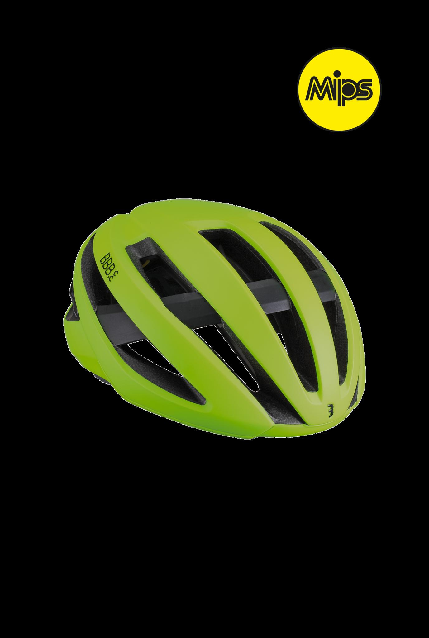 Helm Maestro MIPS mat neon geel-1