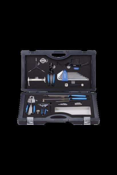 toolbox Allroundkit 16 stuks zwart