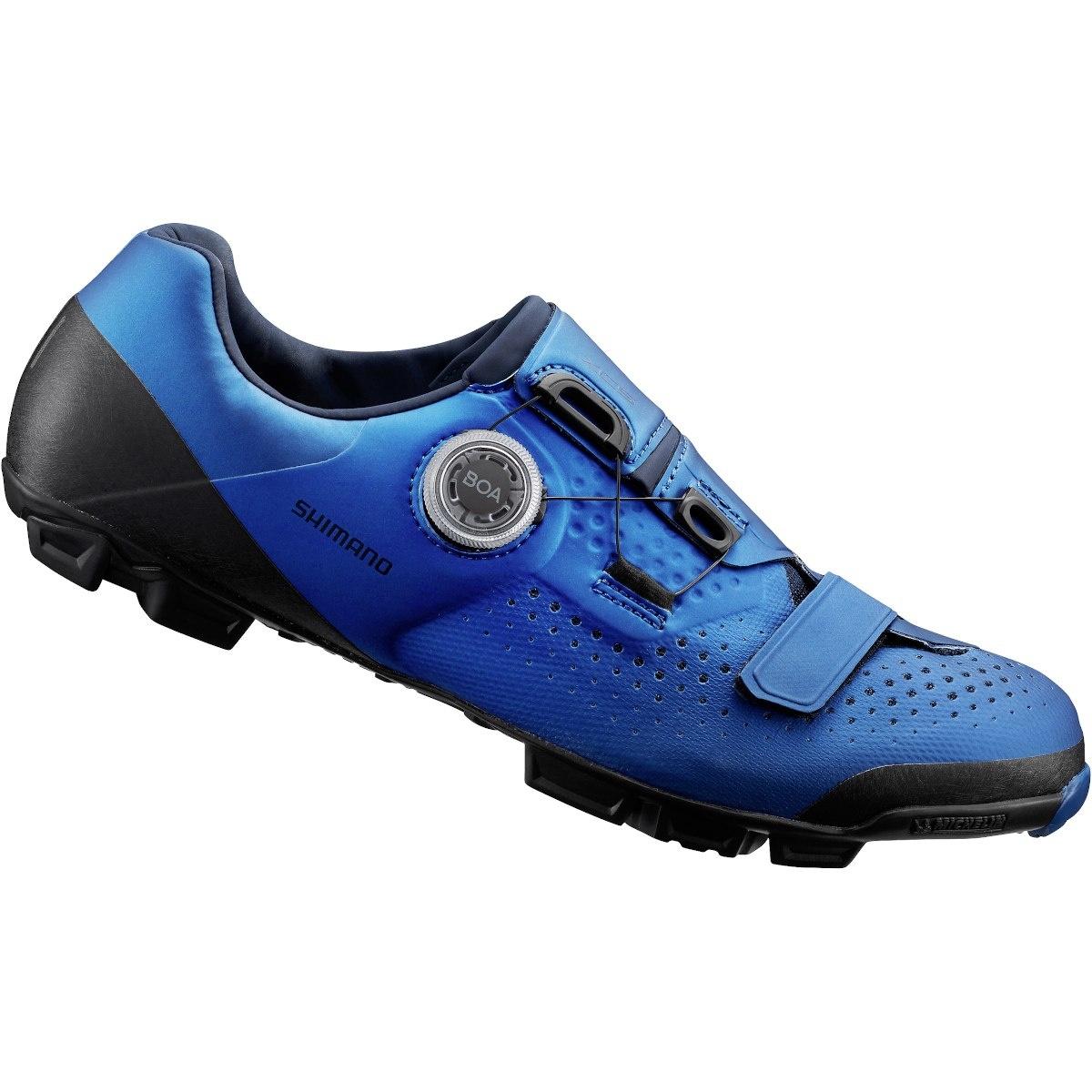 Schoenen XC501 Blauw-1