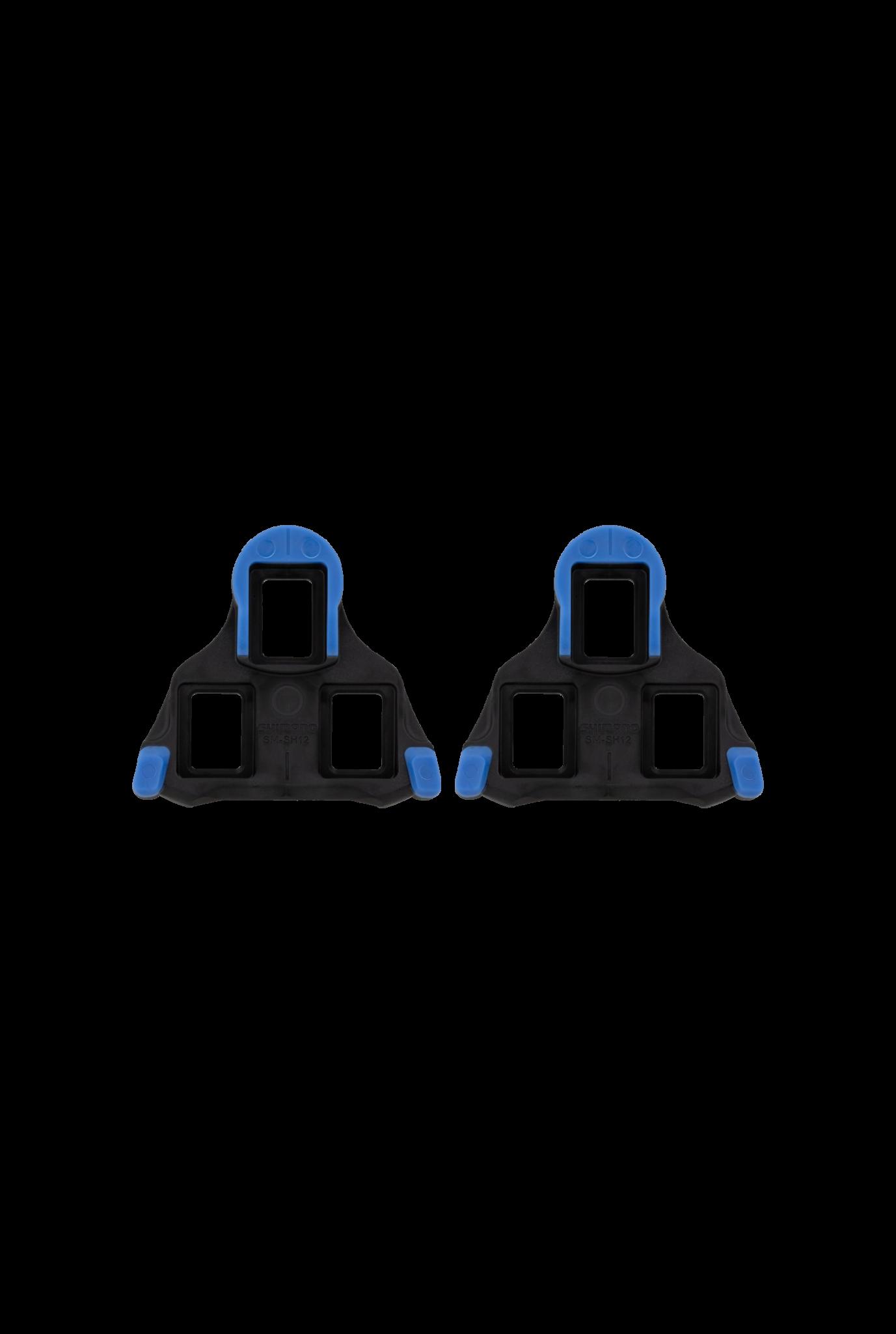 SHIMANO SPD-SL Blauw Schoenplaatjes SM-SH12 Spd-SL-1